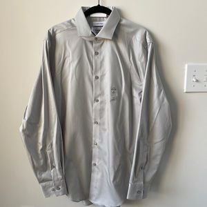 Calvin Klein Non-Iron Slim Fit Dress Shirt